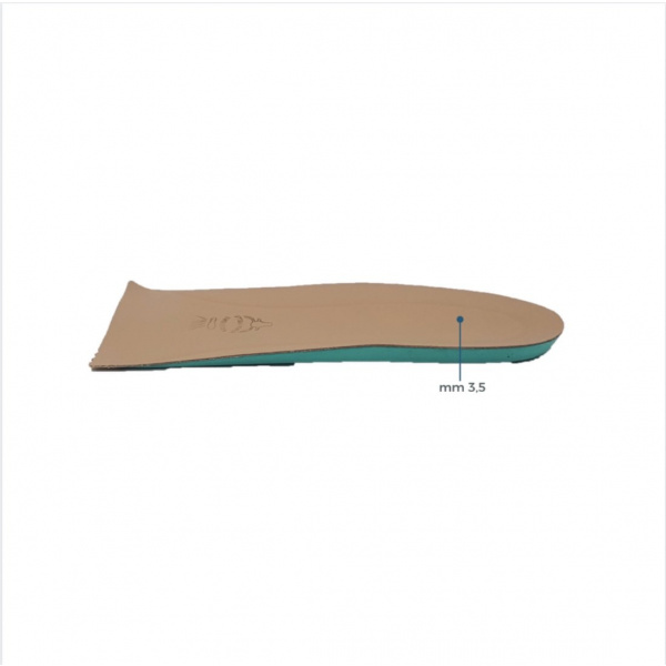 Mv Comfort - Shoes Insole Art. zeppa R2 - 100% Made in Italy - Italy World - Italian Luxury Experience