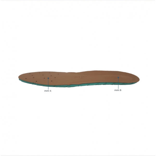 Mv Comfort - Shoes Insole Art. 314 - 100% Made in Italy - Italy World - Italian Luxury Experience