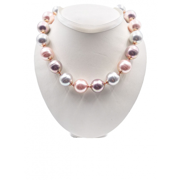 Pearls Games - Woman Necklace - Italy World - Italian Luxury Experience