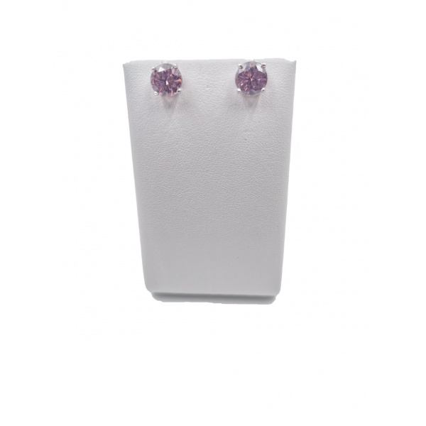 Sparkling Pink - Woman Earrings - Italy World - Italian Luxury Experience