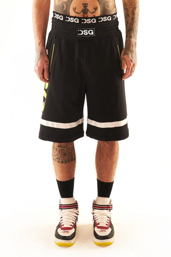 DSG Disgusto - Iconic Short 100% Made in Italy - Italy World - Italian Luxury Experience